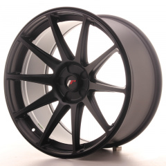 Japan Racing JR11 19x9,5 ET22-35 5H Blank Matt Bla