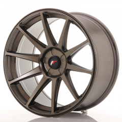 Japan Racing JR11 19x9,5 ET22-35 5H Blank Bronze