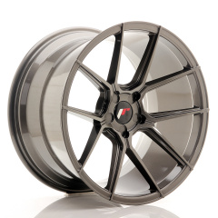 Japan Racing JR11 19x9,5 ET22-35 5H Blank Hyper Gray<br/>