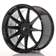 Japan Racing JR11 19x9,5 ET22-35 Blank Glossy Blac
