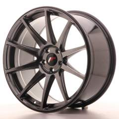 Japan Racing JR11 20x10 ET30 5x112 Hyper Black