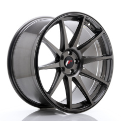 Japan Racing JR11 20x10 ET40 5x112 Hyper Gray<br/>