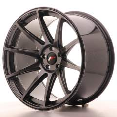 Japan Racing JR11 20x11 ET20 5x120 Hyper Black