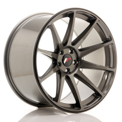 Japan Racing JR11 20x11 ET30 5x112 Hyper Gray<br/>