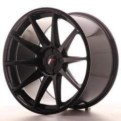 Japan Racing JR11 20x11 ET30-50 5H Blank Glossy Bl