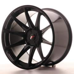 Japan Racing JR11 20x12 ET20-40 5H Blank Glossy Bl