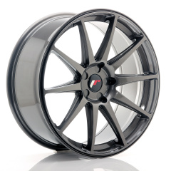 Japan Racing JR11 20x8,5 ET20-35 5H Blank Hyper Gray<br/>