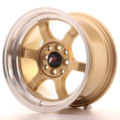 Japan Racing JR12 15x8,5 ET13 4x100/114 Gold