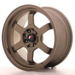 Japan Racing JR12 16x8 ET15 4x100/114 Bronze
