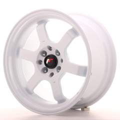 Japan Racing JR12 16x8 ET15 4x100/114 White