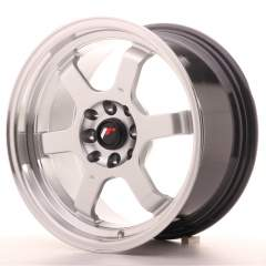 Japan Racing JR12 16x8 ET22 4x100/108 Hyper Silver
