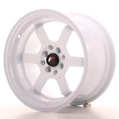 Japan Racing JR12 16x9 ET10 4x100/114 White