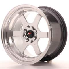 Japan Racing JR12 16x9 ET20 4x100/108 Hyper Silver