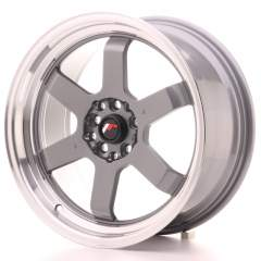 Japan Racing JR12 17x8 ET33 5x100/114 Gun Metal