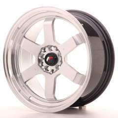 Japan Racing JR12 17x8 ET35 5x112/120 Hyper Silver