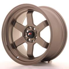 Japan Racing JR12 17x9 ET25 4x100/114 Bronze