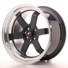 Japan Racing JR12 17x9 ET25 4x100/114 Gloss Black