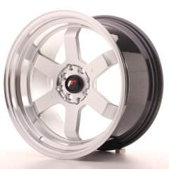 Japan Racing JR12 17x9 ET25 5x112/120 Hyper Silver