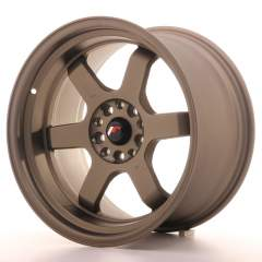 Japan Racing JR12 18x10 ET25 5x100/120 Bronze