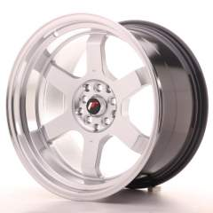 Japan Racing JR12 18x10 ET25 5x100/120 Hyper Silve
