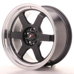 Japan Racing JR12 18x9 ET30 5x112/114,3 Gloss Blac