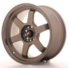 Japan Racing JR12 18x9 ET30 5x100/120 Bronze