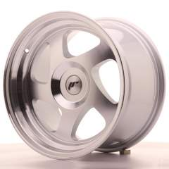 Japan Racing JR15 16x9 ET20 Blank Silver Machined