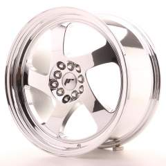 Japan Racing JR15 18x8,5 ET40 5x112/114 Vac Chrome