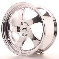 Japan Racing JR15 18x8,5 ET35-40 Blank Vacum Chrom