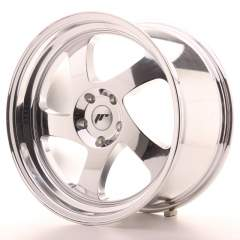 Japan Racing JR15 18x9,5 ET35-40 Blank Vacum Chrom