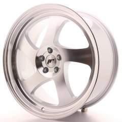 Japan Racing JR15 19x8,5 ET40 5x112 Silver Machine