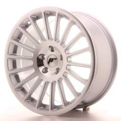 Japan Racing JR16 18x8,5 ET40 5x112 Machined Silve