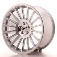 Japan Racing JR16 18x9,5 ET30 5x112 Machined Silve