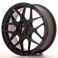 Japan Racing JR18 17x7 ET40 4x100/114 Matt Black