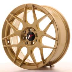 Japan Racing JR18 17x7 ET40 5x100/114 Gold