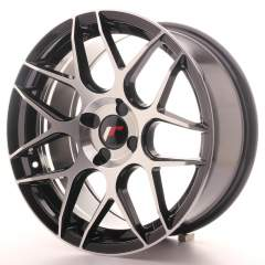 Japan Racing JR18 17x8 ET25-35 4H Blank MachinedB