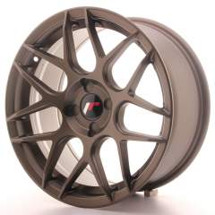 Japan Racing JR18 17x8 ET25-35 4H Blank MBR
