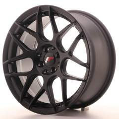 Japan Racing JR18 17x8 ET35 5x100/114 Matt Black