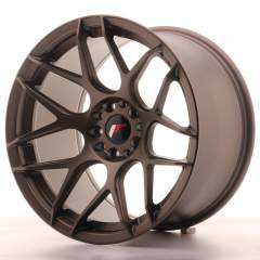 Japan Racing JR18 18x10,5 ET22 5x114/120 Matt Bron