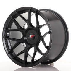 Japan Racing JR18 18x10,5 ET0-22 Blank Matt Black