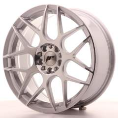 Japan Racing JR18 18x7,5 ET40 5x112/114 Silver Mac