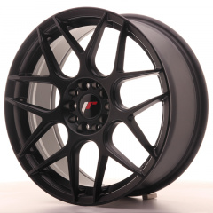 JR Wheels JR18 18x7,5 ET35 5x100/120 Matt Black