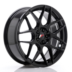 JR Wheels JR18 18x7,5 ET35 5x100/120 Glossy Black