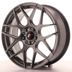 Japan Racing JR18 18x7,5 ET35 5x100/120 Hyper Blac