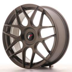 Japan Racing JR18 18x7,5 ET25-40 Blank Matt Bronze