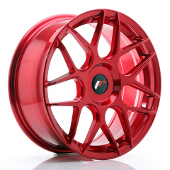 JR Wheels JR18 18x7,5 ET25-40 BLANK Platinum Red