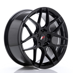 JR Wheels JR18 18x8,5 ET35 5x120 Glossy Black