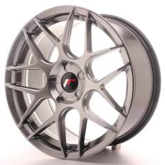 Japan Racing JR18 18x8,5 ET45 5H Blank Hyper Black
