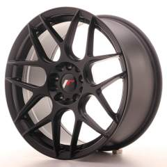 Japan Racing JR18 18x8,5 ET40 5x112/114 Matt Black