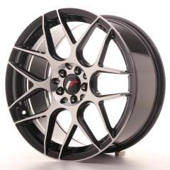 Japan Racing JR18 18x8,5 ET35 5x100/120 Black Mach